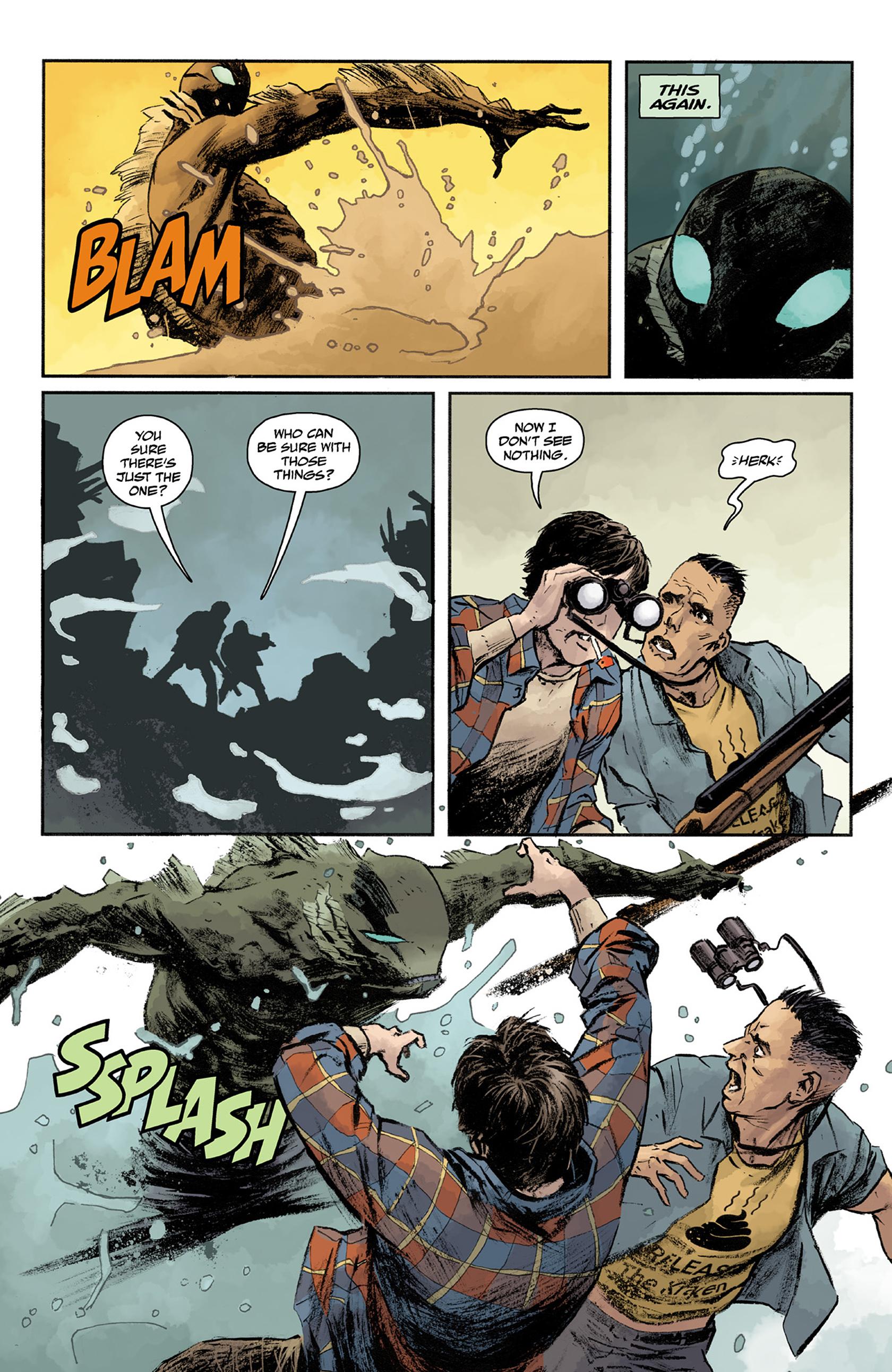 Read online Abe Sapien comic -  Issue #24 - 9