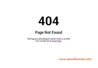 set-simple-404-error-page