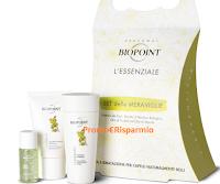 Logo #SetYourBeauty: Biopoint ti premia con il Set delle meraviglie e vinci cofanetti Boscolo e prodotti Biopoint