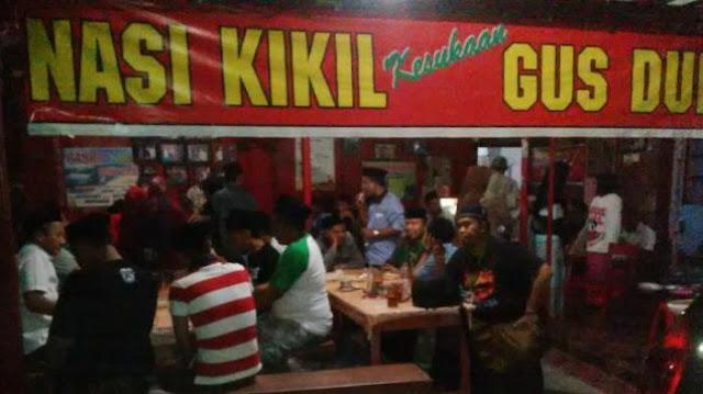 Siti Khoirumlah, Penjual Nasi Kikil yang Pernah Membohongi Gus Dur