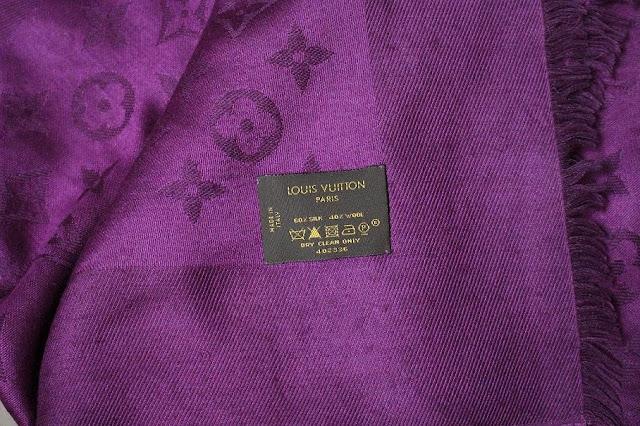 emblemat Louis Vuitton szal, chusta