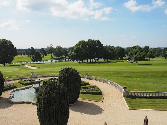 Stoke Park golf
