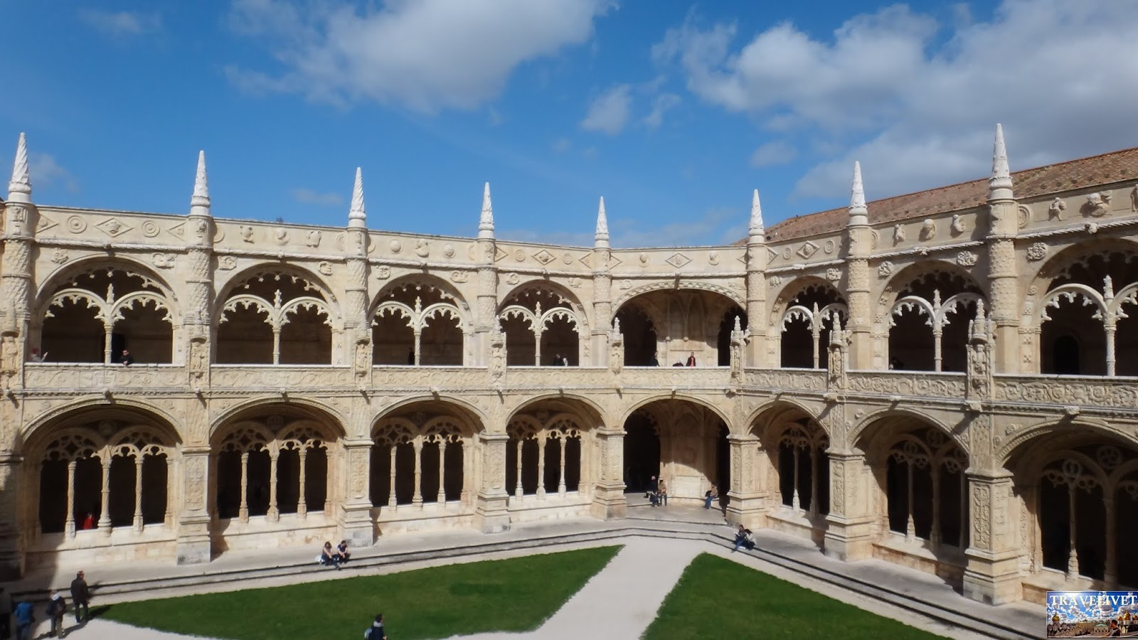 Portugal Lisbonne Lisboa Monastère des Hiéronymites