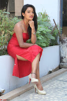 Mamatha sizzles in red Gown at Katrina Karina Madhyalo Kamal Haasan movie Launch event 011.JPG