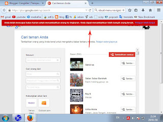 cara mudah mendapatkan teman di google+