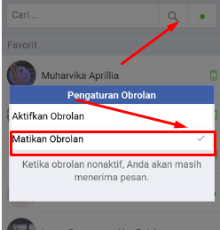 Cara Menyembunyikan Status Online Facebook 3 Cara Menyembunyikan Status Online Facebook