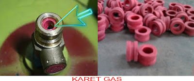 KARET GAS ELPIJI