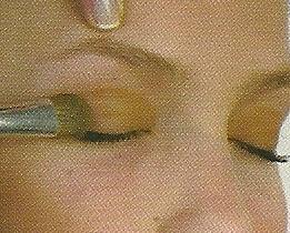 Como maquillar ojos pequeños