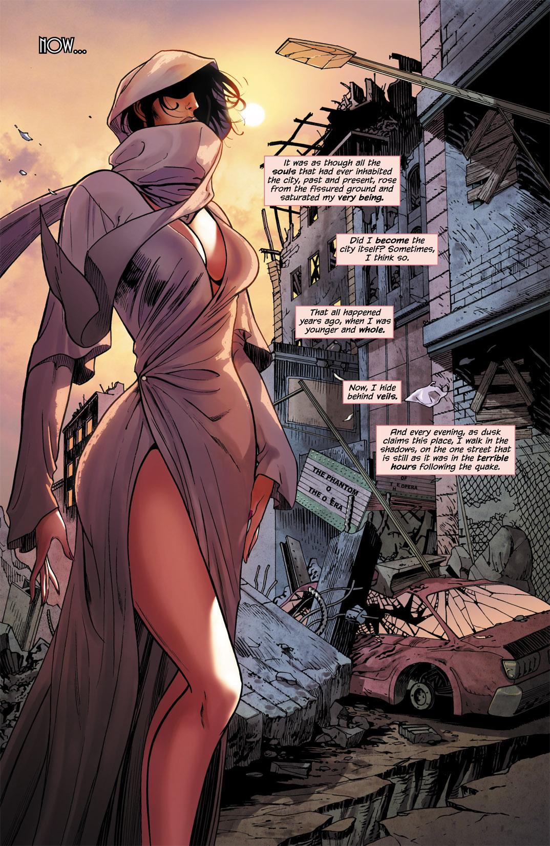 Detective Comics (1937) 851 Page 4