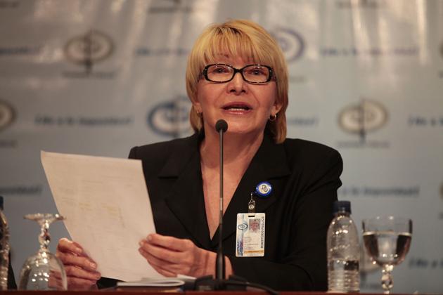 Fiscal General Luisa Ortega Diaz introdujo recurso de nulidad contra la constituyente