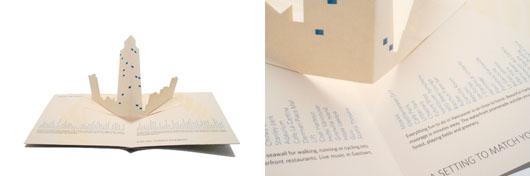 unique brochures