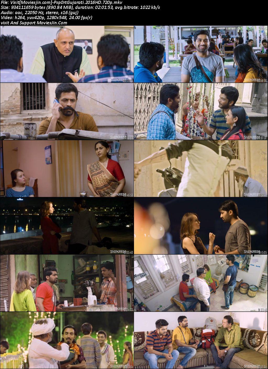 Passport 2016 Full Gujarati Movie 720p HD-Rip 899Mb