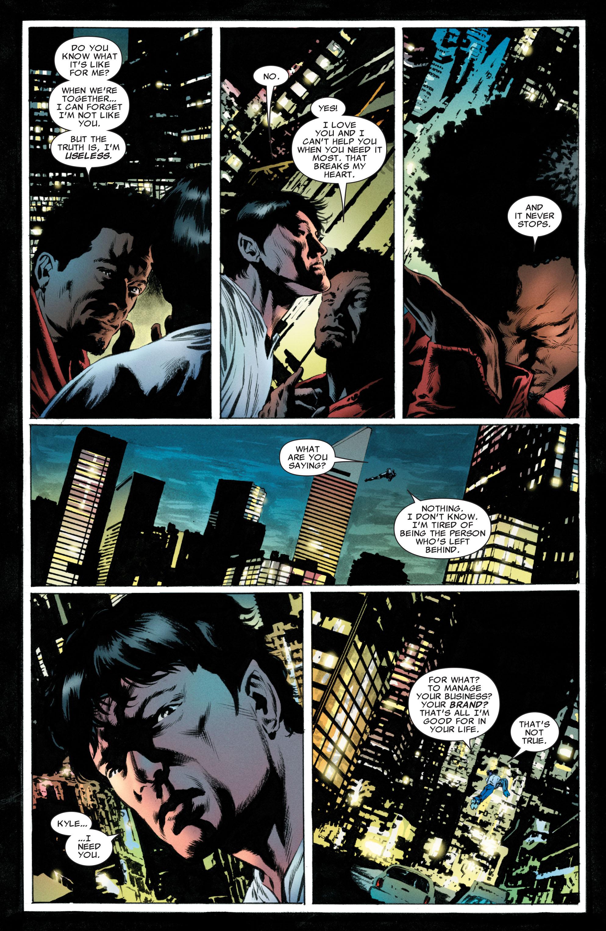 Read online Astonishing X-Men (2004) comic -  Issue #49 - 19