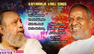 Ilayaraja Vaali Songs | Vol 2 | Audio Jukebox | Evergreen Songs of Ilayaraja and Vaali | Tamil Hits