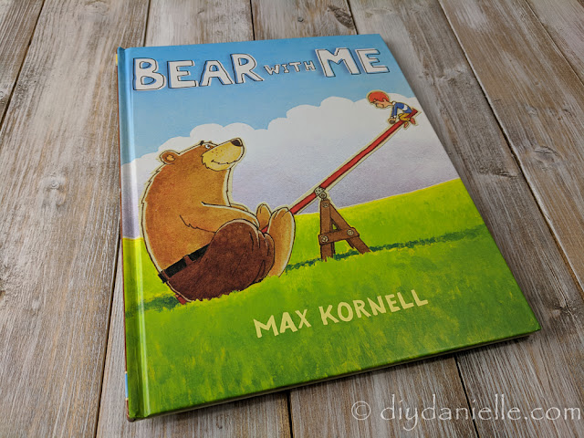 Bear With Me is a good book for a 2 year old who is about to have a sibling.