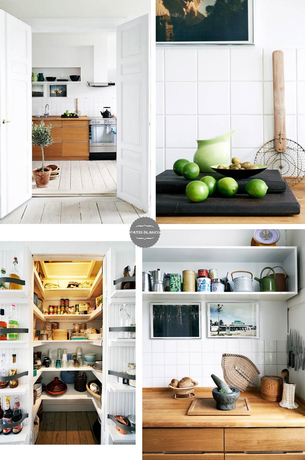 mostrador armario cocina