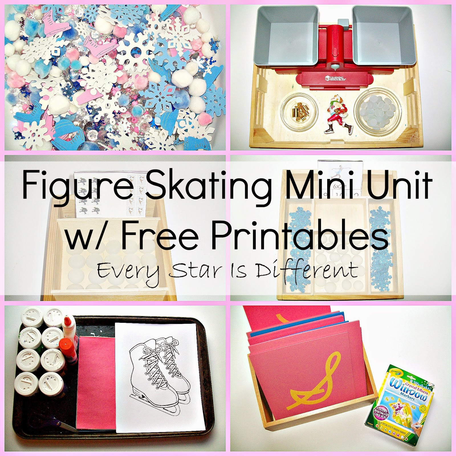 Figure Skating Mini Unit