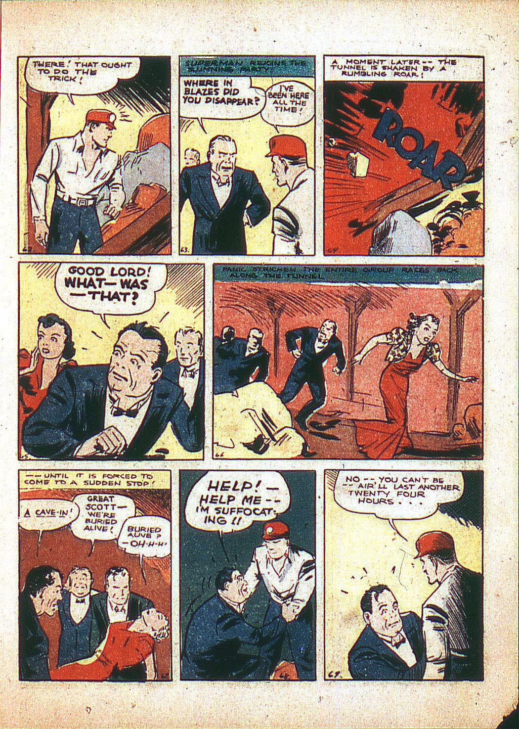 Read online Action Comics (1938) comic -  Issue #3 - 11