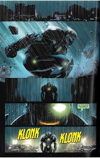 """Reseña de """"Liga de la Justicia: Héroes Eternos"""" de Geoff Johns e Ivan Reis - ECC Ediciones"""