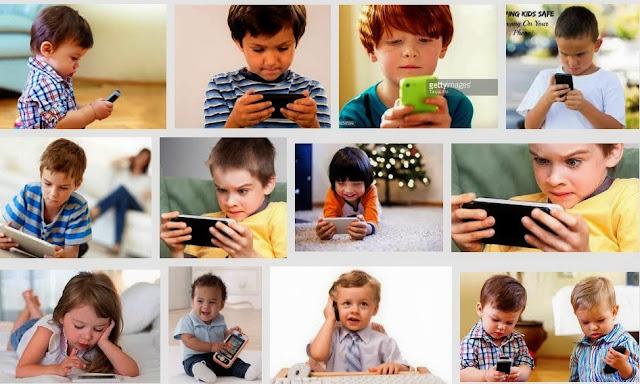 Bahaya Gajet Kepada Kanak-kanak