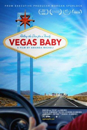 Poster Vegas Baby 2016
