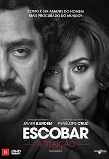 Escobar: A Traição - BDRip Dual Áudio