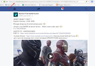 Cara Mudah Download Video dari FB
