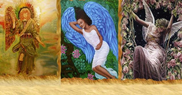Ангел приготовил для Вас послание, в котором нуждается Ваша душа! Выберите своего