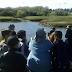 Alumnos de la Agraria de Aznárez estudian ecosistema local.