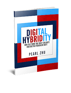 "The New Book ""Digital Hybridity: How to Strike the Right Balance for Digital Paradigm Shift"" Introduction"