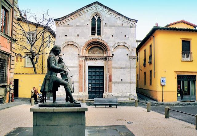 Chiesa Santa Giulia em Lucca