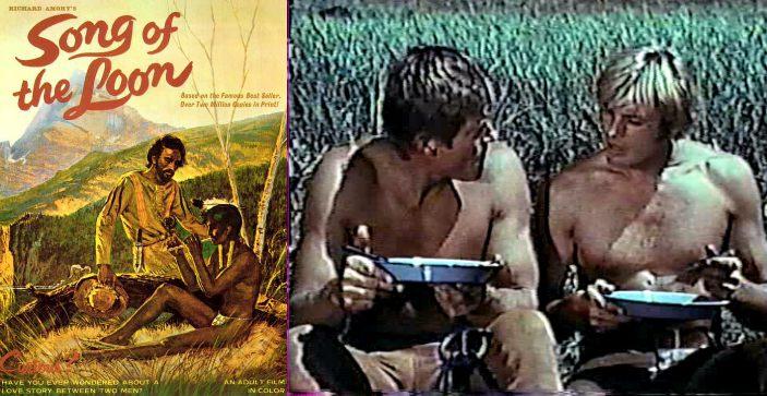 Song of the loon, película
