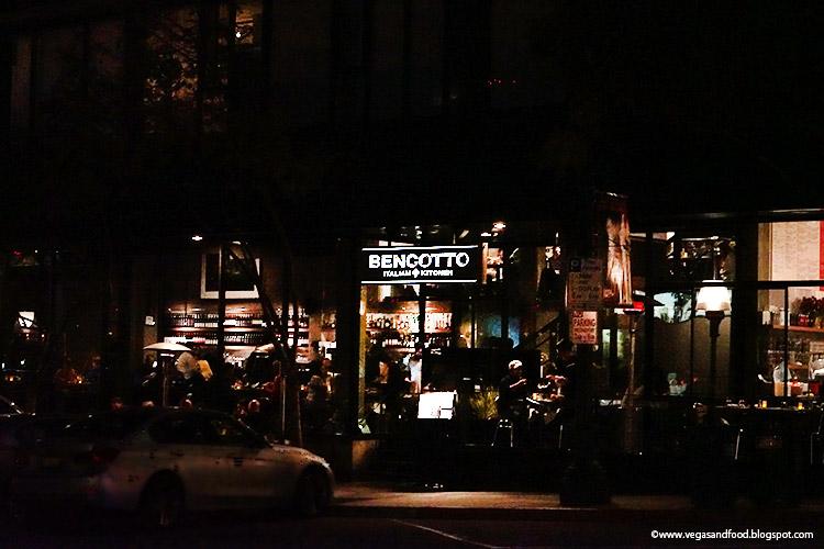 Vegas And Food Bencotto Italian Kitchen San Diego