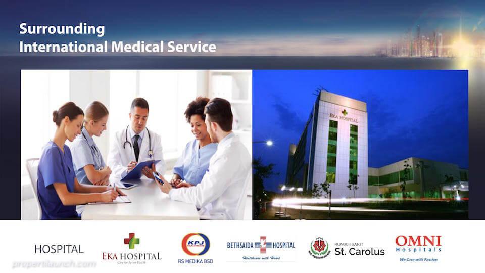 Hospital BSD City