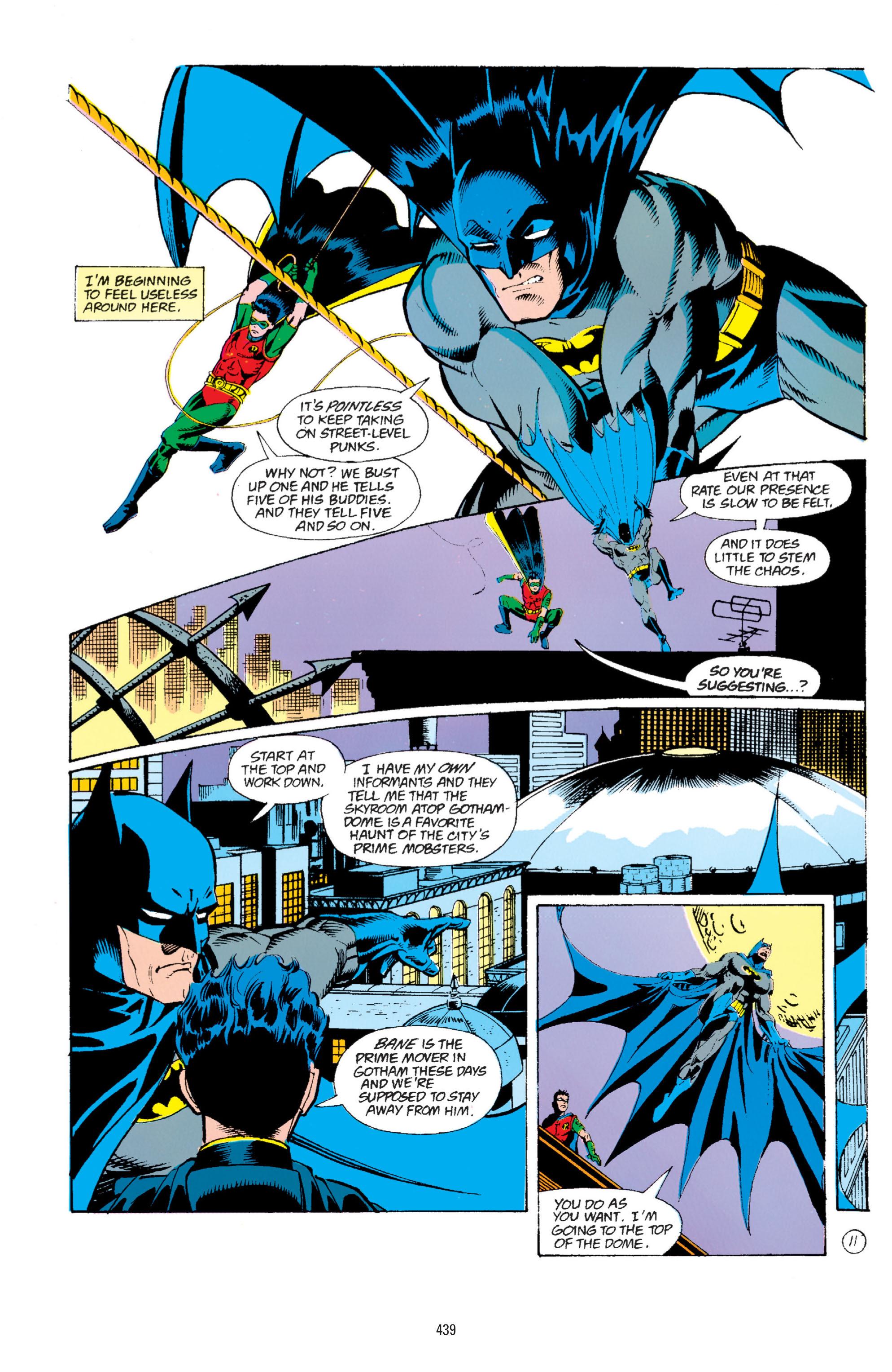Detective Comics (1937) 665 Page 10