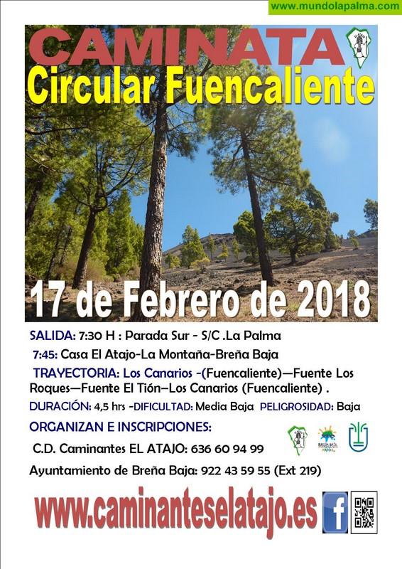 """EL ATAJO: """"Ruta Circular de Fuencaliente"""""""