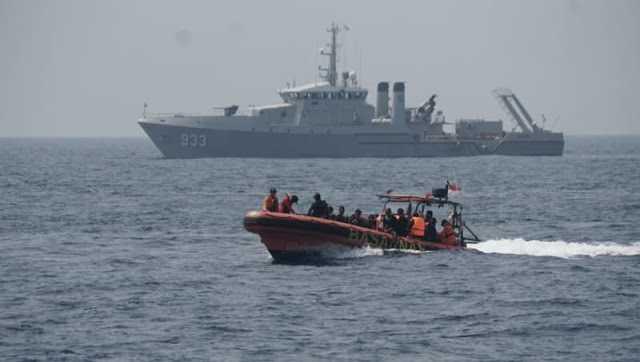 Penyelam yang Gugur saat Cari Lion Air Baru Pulang dari Palu