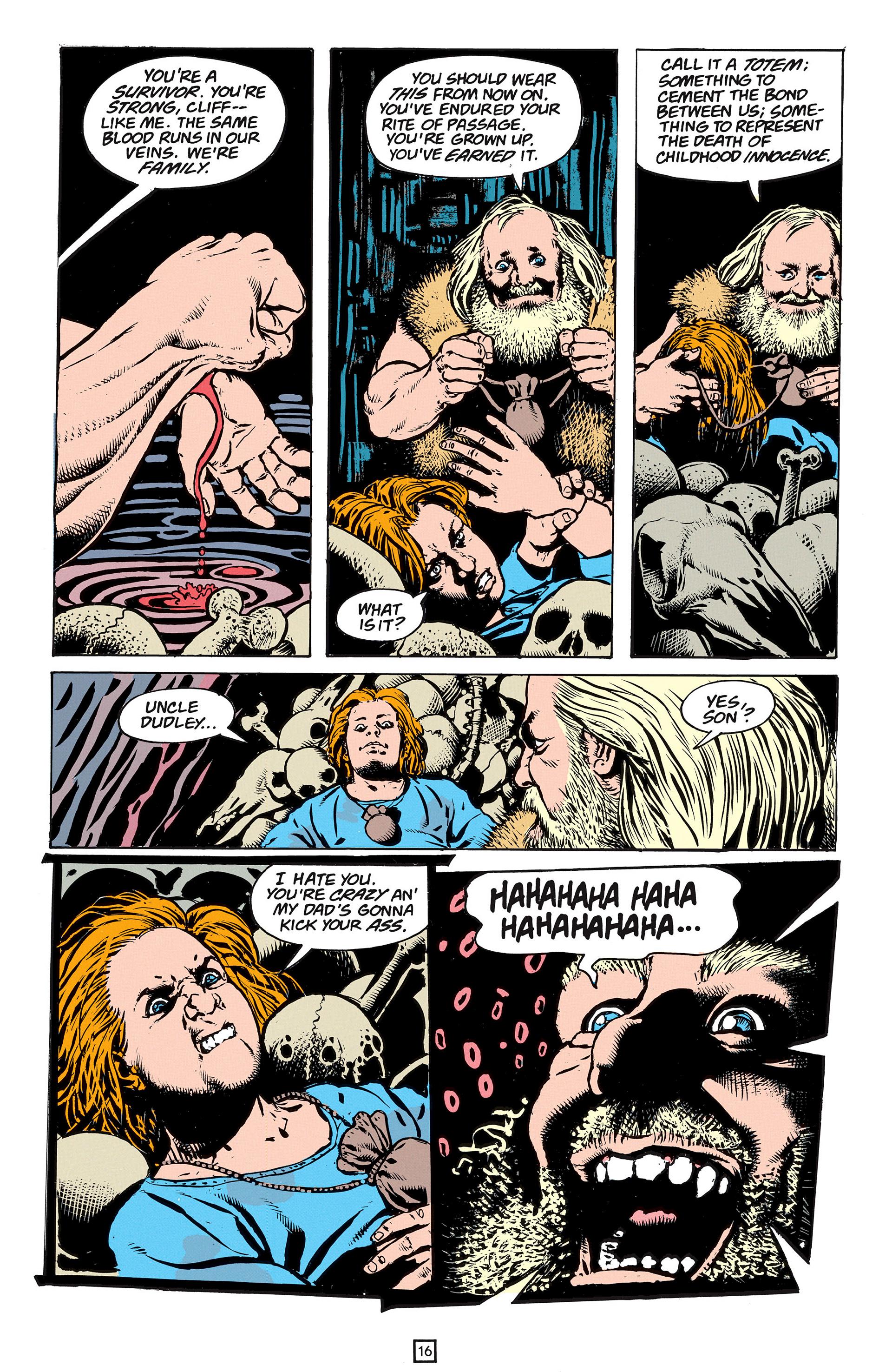 Read online Animal Man (1988) comic -  Issue #56 - 17