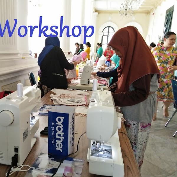 Workshop Quilting Bersama Kriya Indonesia