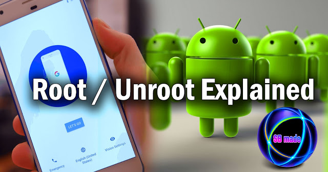 Root / Unroot Explained | SBmade | New Data Of Technology