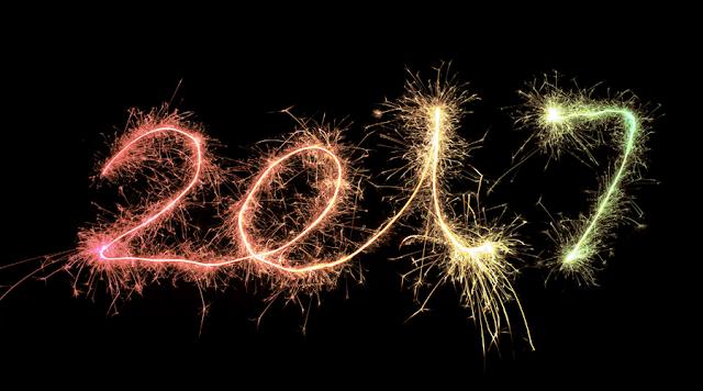 Merveilleux: Bonne année 2017 image