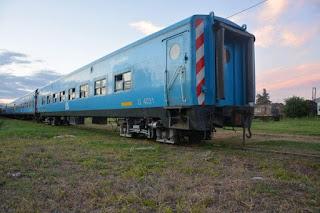 Se firmó el convenio para la refacción del Tren Hospital ALMA