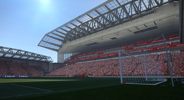 PES 2017 Stadium Pack dari BlackBull