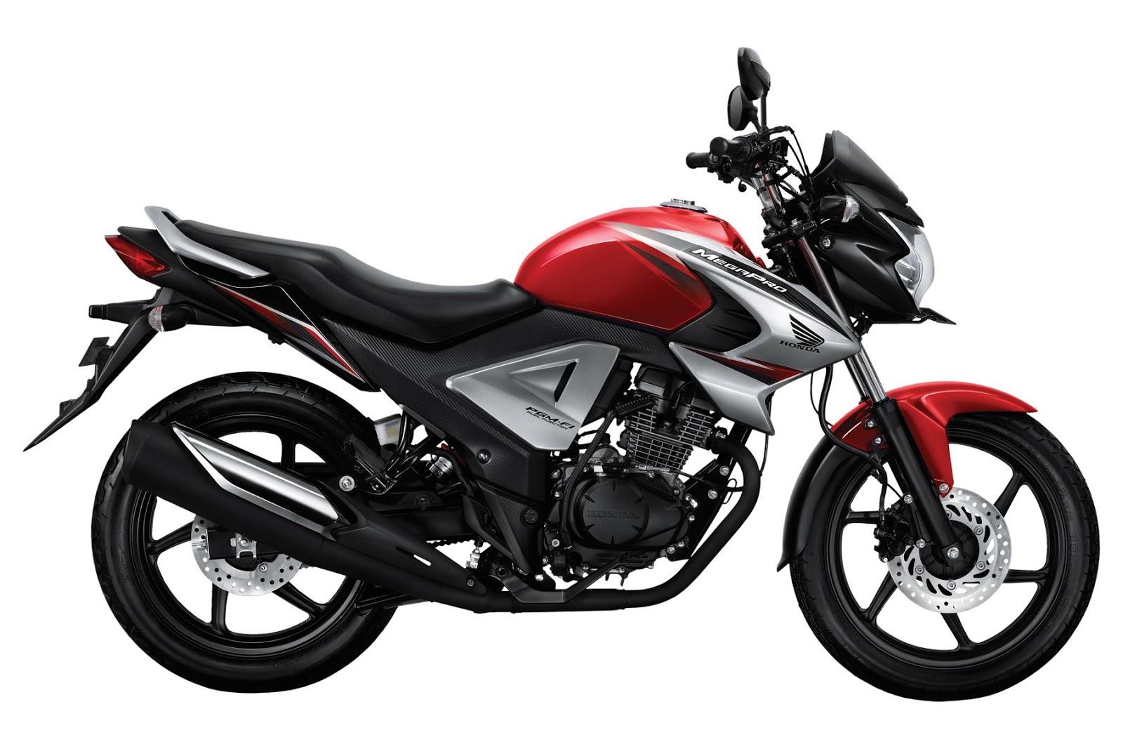 Harga Motor Honda Megapro FI dan Spesifikasi Lengkap