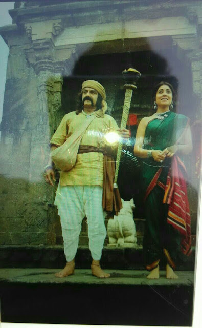 balakrishna in Gautamiputra satakarni movie stills