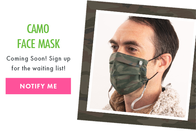 marleylilly camo face mask