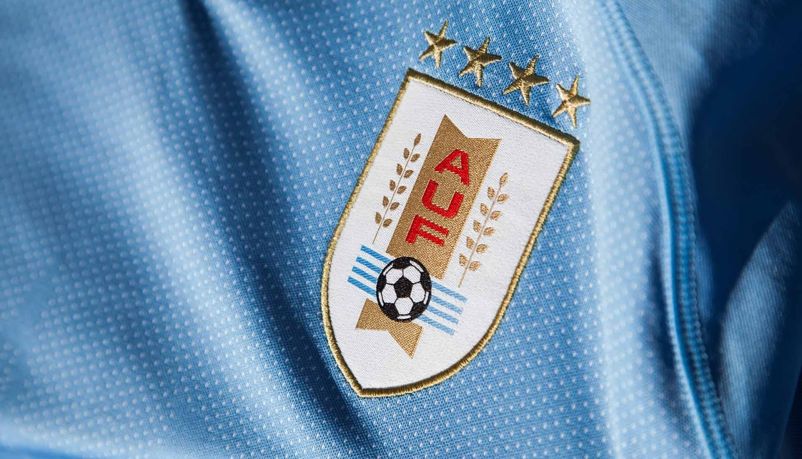 f49cfd906 Have you noticed that the stars are now placed above the crest  Let us know in  the comments below. ShareTweet · 2018 World Cup Kit Watch Uruguay