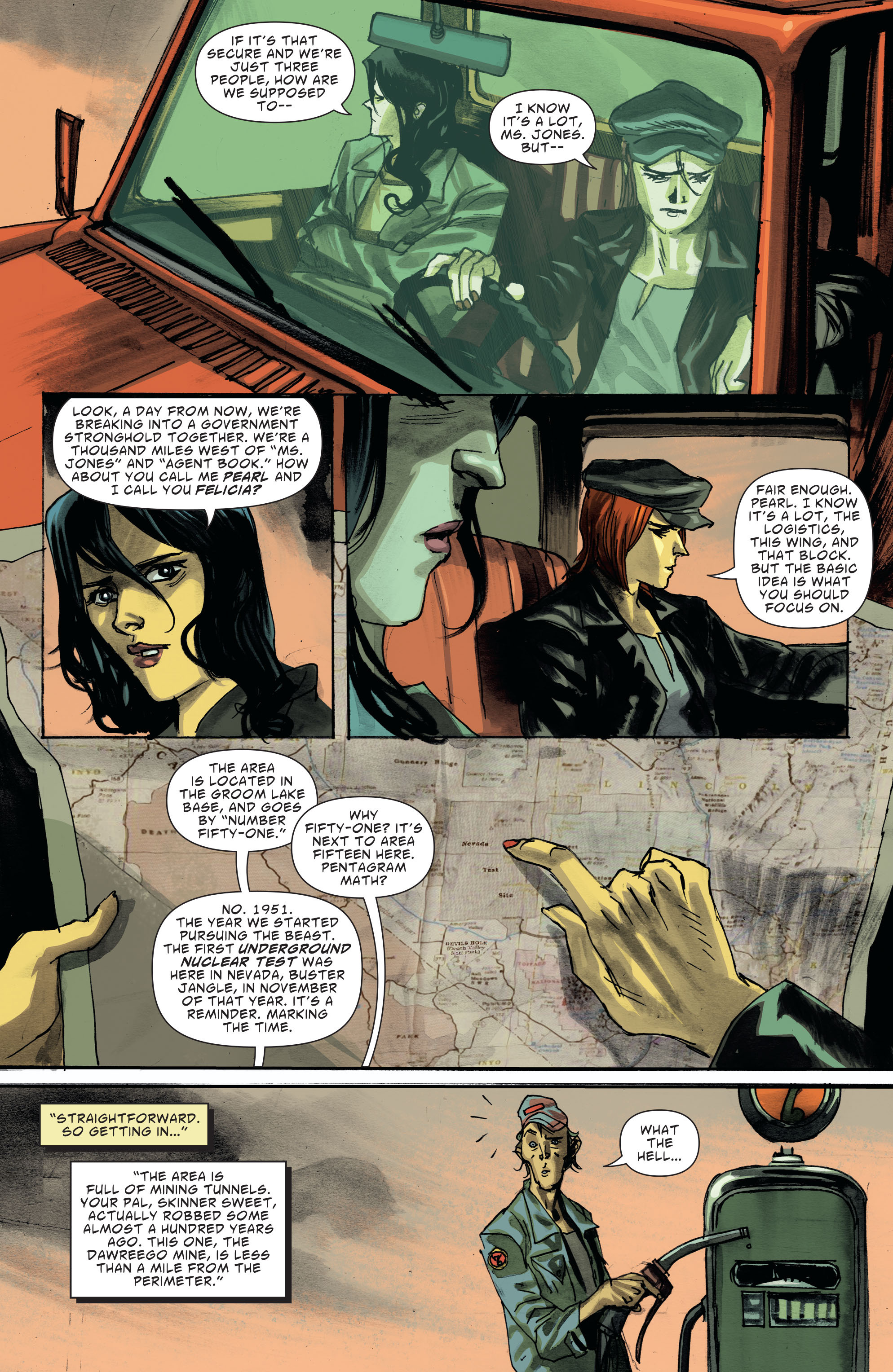Read online American Vampire: Second Cycle comic -  Issue #7 - 5
