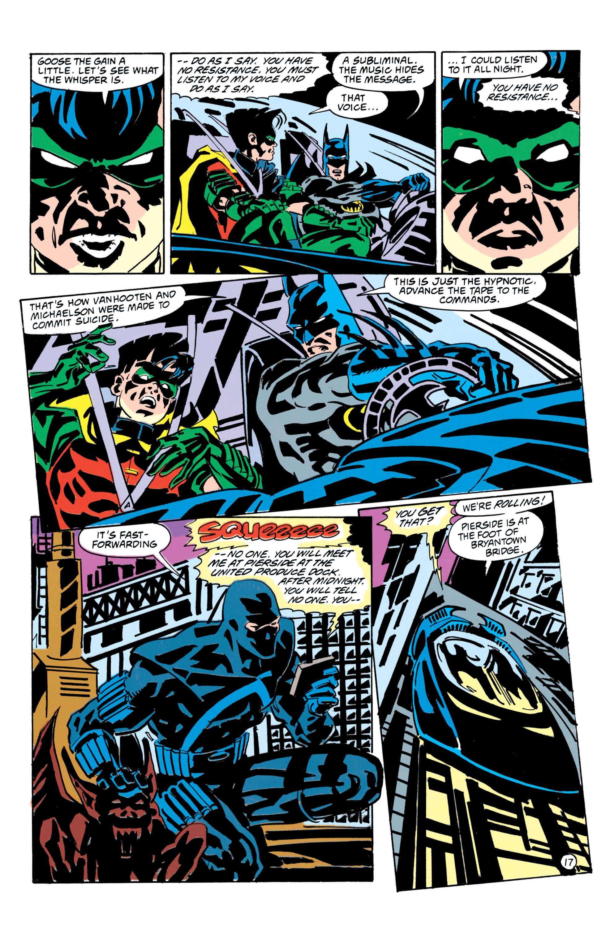 Detective Comics (1937) 658 Page 16