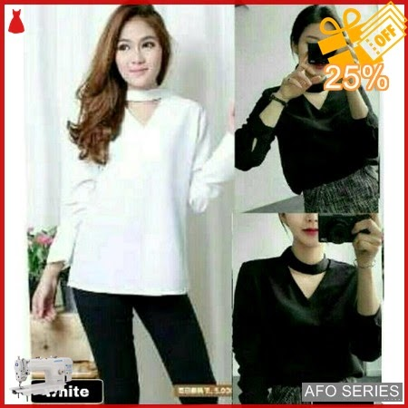 AFO165 Model Fashion Blouse Winne Modis Murah BMGShop